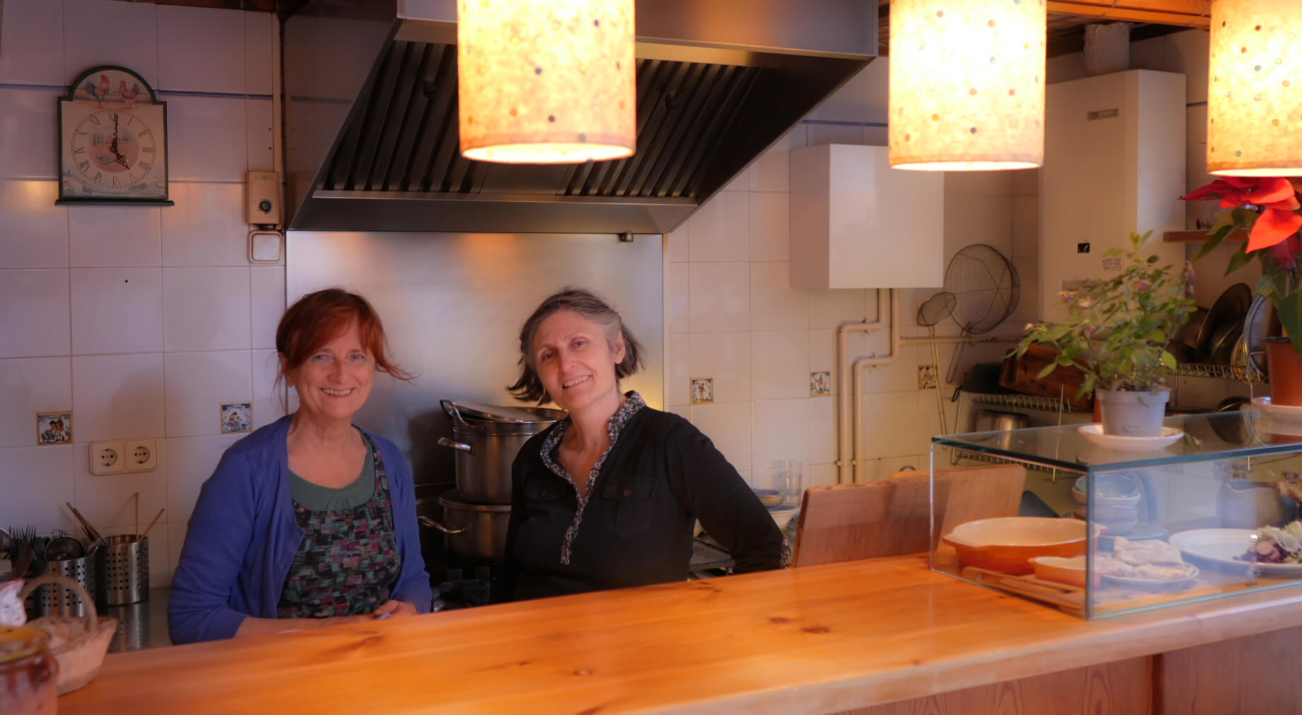 Triu i Teresa cocineras macrobióticas